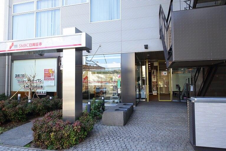 鎌倉駅から徒歩1分